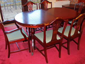 Used table and chair sets in bristol friday ad for John e coyle dining room furniture