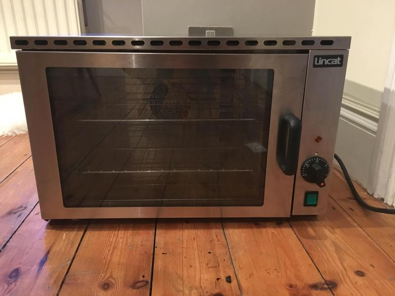 Lincat Lco Countertop Convection Oven : Lincat LCO Lynx 400 Convection Oven - commercial in Eastbourne ...
