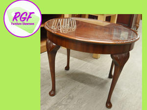 SALE NOW ON!! Round Coffee Table - Great Shabby Chic Paint Project - Local Delivery £19  in Lancing