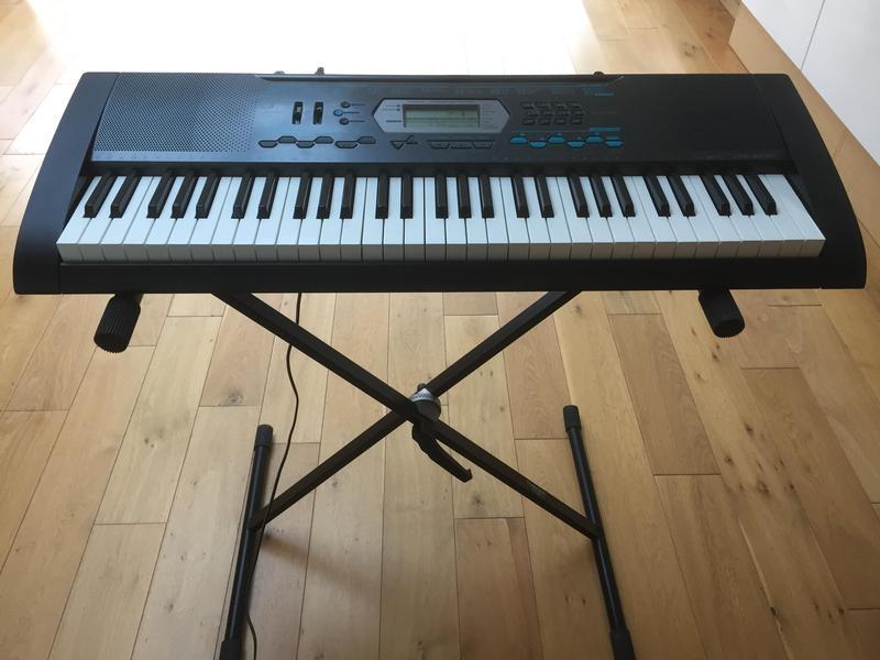Синтезатор CASIO CTK-7000 купить, цена