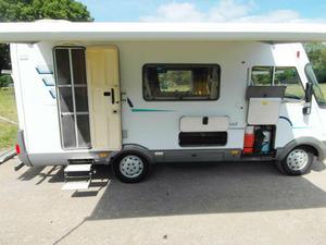 Model Elddis Avante 636 2017  Motorhomes Amp Caravans Ltd Hull