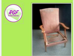 SALE NOW ON!! Parker Knoll Chair - For Reupholstery - Local Delivery £19  in Lancing