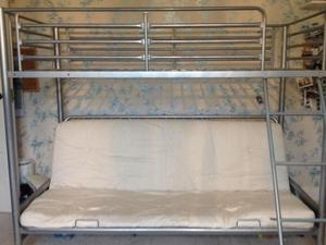 Bunk futon for sale in uk 56 second hand bunk futons for Second hand bunk beds