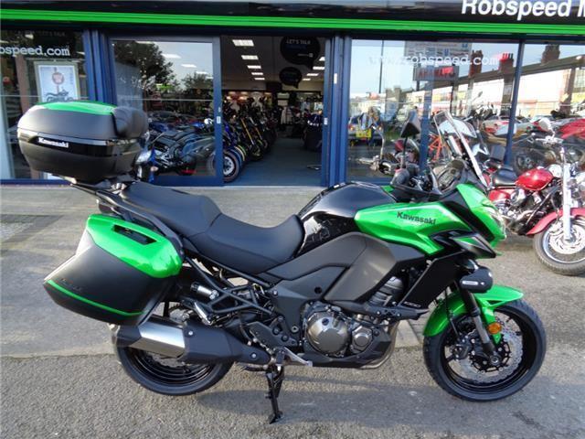 Kawasaki Versys For Sale Uk