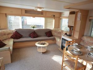 Perfect First Time Buyers Caravan On The Best Park In Hastings