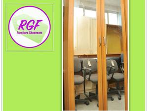 SALE NOW ON!! Wardrobe With Mirrors - Local Delivery £19  in Lancing