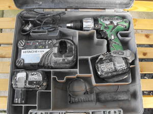 hitachi 2nd fix nail gun. hitachi 18v battery hammer/drill/driver 2nd fix nail gun