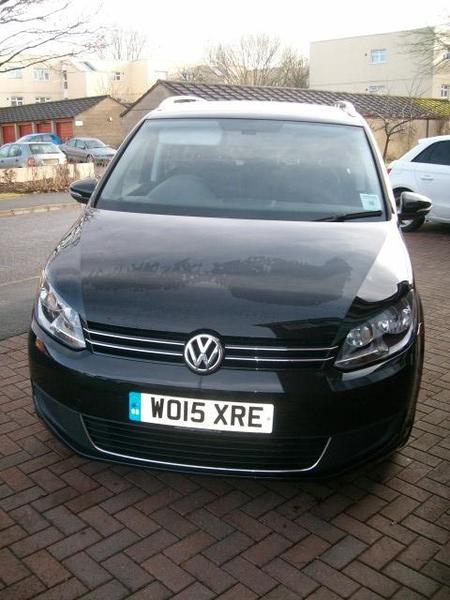 Volkswagen Touran 2015 In Bristol Expired Friday Ad
