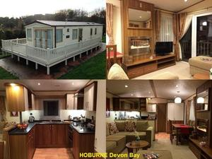 New  Static Caravan Holiday Hire At Waterside Torbay Paignton Devon