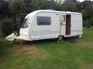 Excellent Static Caravan For Sale 2003 At Romney Sands New Romney Sussex  In