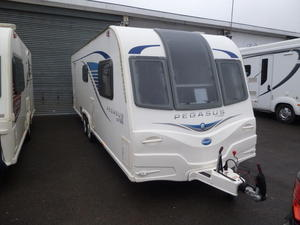 Excellent New And Second Hand Bailey Touring Caravans For Sale In UK
