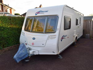 Luxury Second Hand Caravan  Carnaby NDoe Caravans