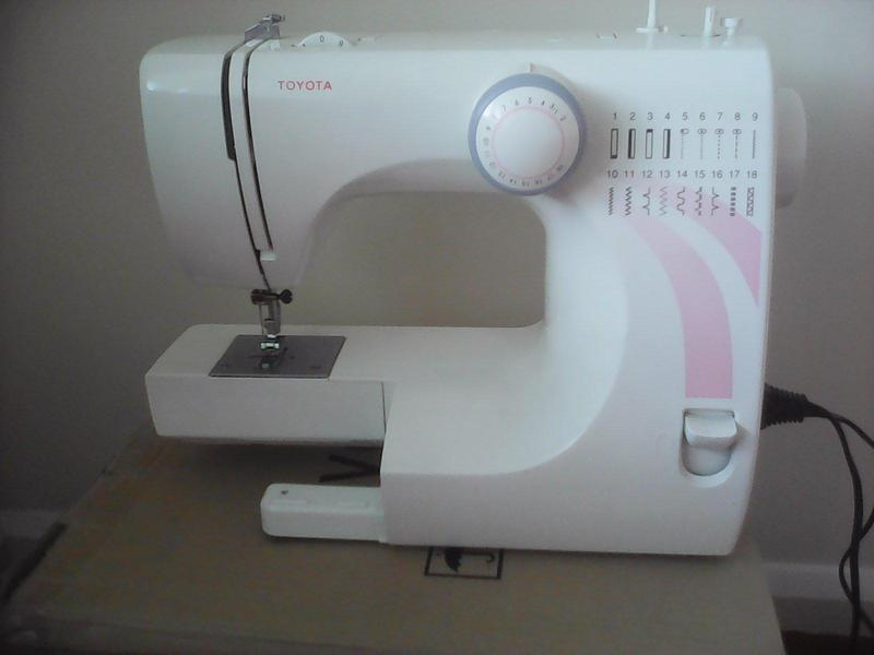 Toyota Sewing Machine In Crawley Expired Friday Ad