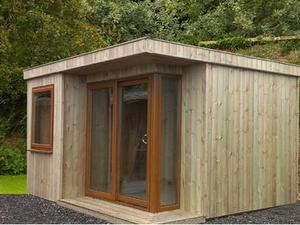 GARDEN OFFICES in Bexhill-On-Sea