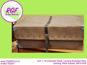 Vintage Trunk - Local Delivery £19  in Lancing