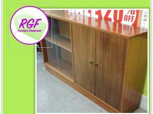 SALE NOW ON!! Retro Style Display Cabinet - Local Delivery £19  in Lancing