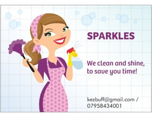 Martin Sparkles - cleaning services - Weston-Super-Mare - Expired ...