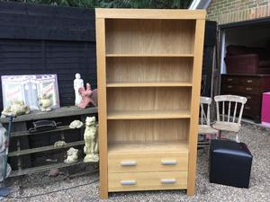 Tall bookcase with draws  in Brighton