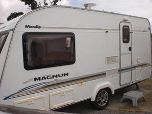 Perfect  Berth 2010 Used  Good Condition Touring Caravans For Sale In Barry