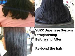 Yuko Japanese System Straightening From 163 110 Brazilian