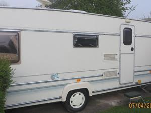 Creative   2005 Used  Good Condition Touring Caravans For Sale In Taunton