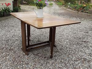Oak Dining Table In Hastings