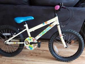 Girls Pom Pom Handlebar Tassels Streamer Kids Bike Trumpet Warning Alarm