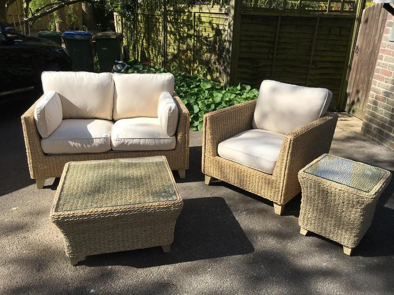 Marks U0026 Spenceru0027s Rattan Conservatory Furniture In Horsham   Expired |  Friday Ad Part 64