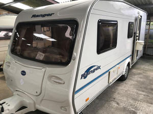 Awesome Elddis Odyssey 505 2006 At T Giles Caravans
