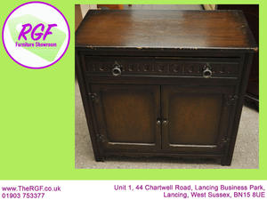 Sold SALE NOW ON!! TV Unit / Sideboard With Cupboards & Drawers - Local Delivery £19  in Lancing
