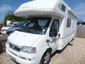 Excellent Bessacarr E425 2004 In Taunton | Friday-Ad