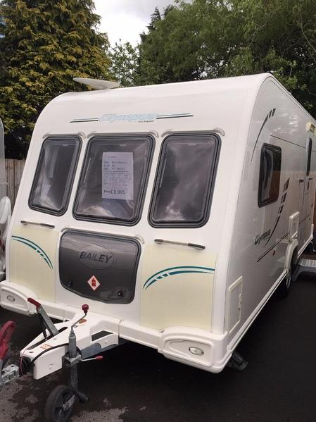 Awesome Bailey Ranger 5005 5 Berth Caravan  In Yate Bristol  Gumtree