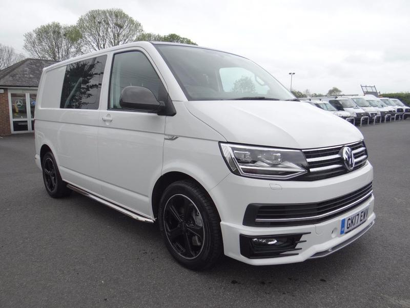 Volkswagen Transporter 2017 In Polegate Expired Friday Ad