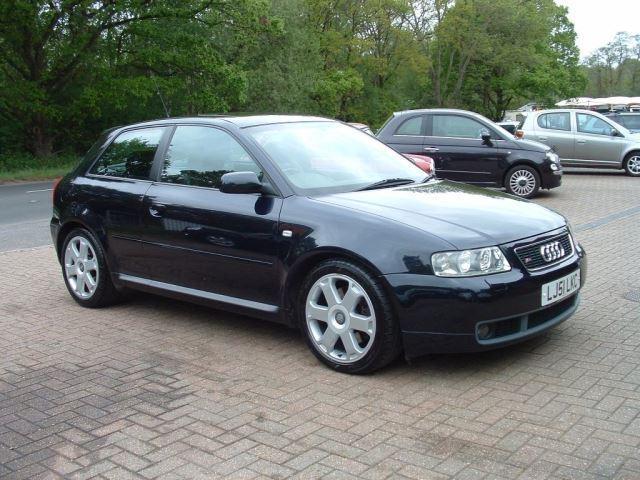 Audi S3 2001 In East Grinstead