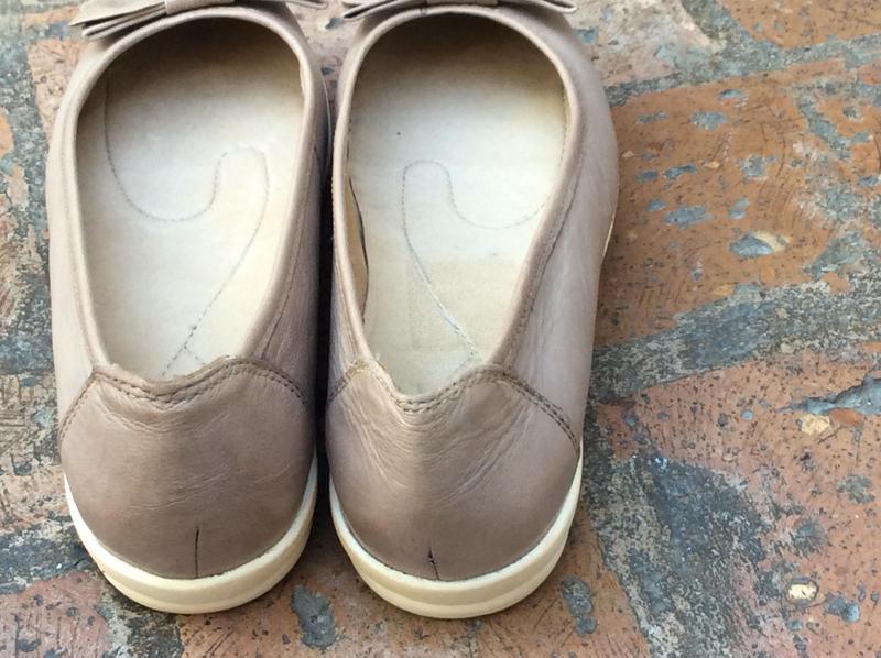 Pavers Shoes Size