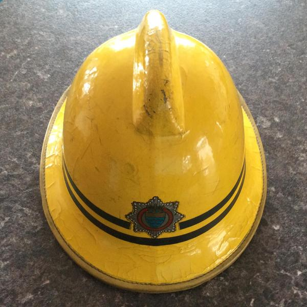 adult firemans helmet