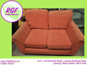 SALE NOW ON!! Marks & Spencer 2 Seater Sofa - Local Delivery £19  in Lancing