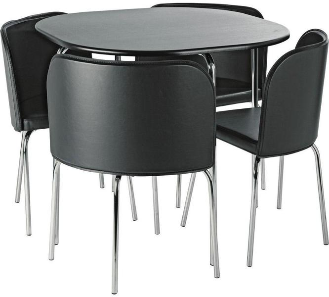 Space saver dining table chairs in brighton expired for Black friday dining room table deals