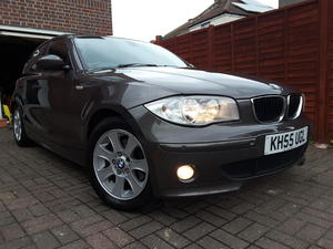 Used Brown BMW 1 Series Cars for Sale in UK  FridayAd