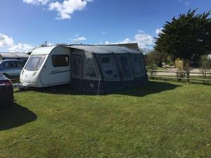 Beautiful   2012 Used  Good Condition Touring Caravans For Sale In Boncath