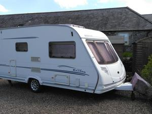 Amazing  Berth 2010 Used  Good Condition Touring Caravans For Sale In Tenby
