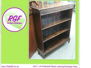 Sale Now On!! Oak Bookcase / Shelves - Local Delivery £19  in Lancing