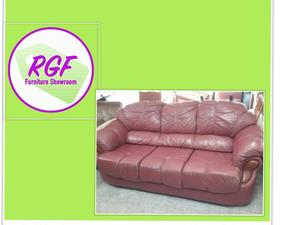 Sale Now On!! Three Seater Sofa and Armchair- Local Delivery £19  in Lancing