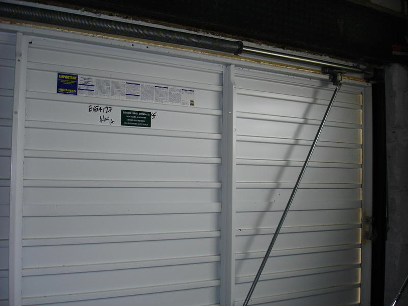 White Garage Door For Sale Make An Offer In Peacehaven