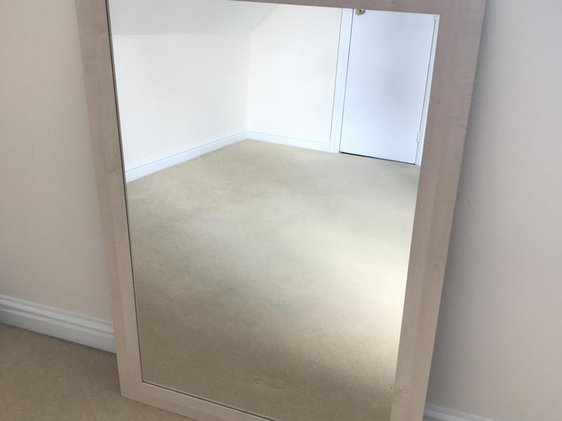 Large wall mirror for sale in storrington friday ad for Huge wall mirrors for sale