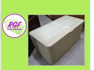 SALE NOW ON!! Blanket Box - For Reupholstery - Local Delivery £19 in Lancing