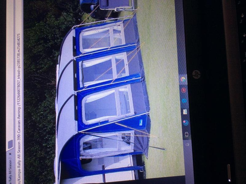 Caravan Porch Awning In Bristol Friday Ad