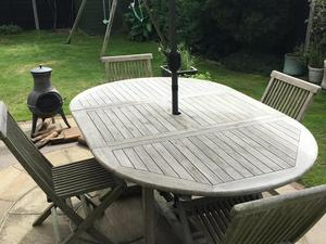 Beautiful Garden Furniture Eastbourne Apprentices Hired Parker