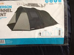 simple man tunnel tent from halfords in heathfield with proaction 6 man tunnel tent. & Proaction 6 Man Tunnel Tent. Beautiful Tunnel Family Tent Maggiore ...