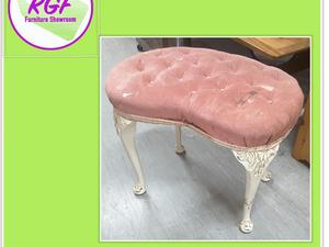 Sale Now On!! Dressing Table Stool - For Reupholstery - Local Delivery £19  in Lancing